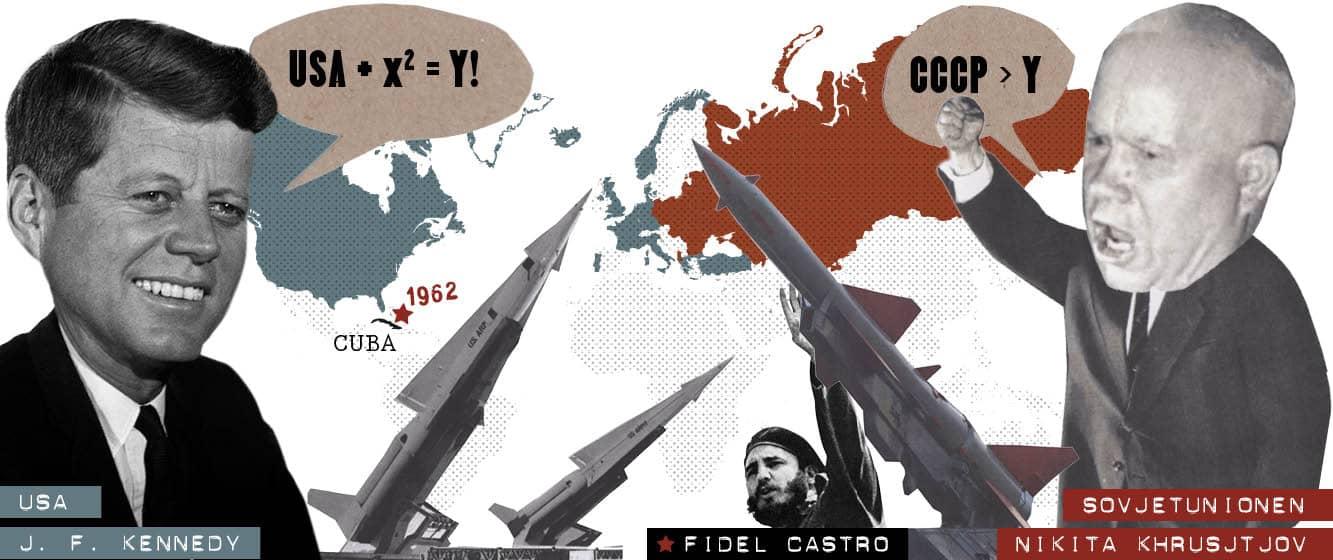 1962 Oprustningen Intensiveres
